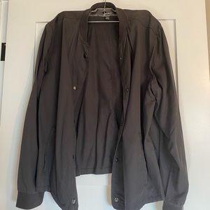 Joe fresh light weight bomber jacket